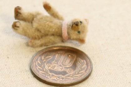 teddybear ミニチュア テディベア 桜
