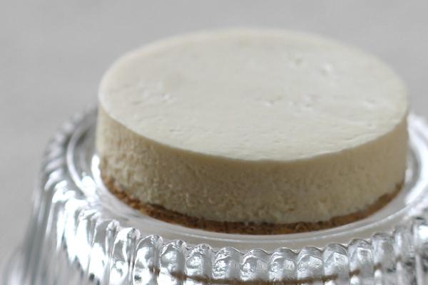 cake レアチーズケーキ 1/6 ミニチュア