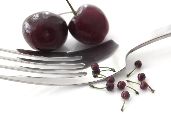cherry チェリー ミニチュアフード 食品サンプル