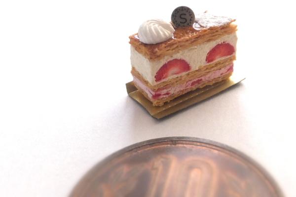 ミニチュアフードケーキ