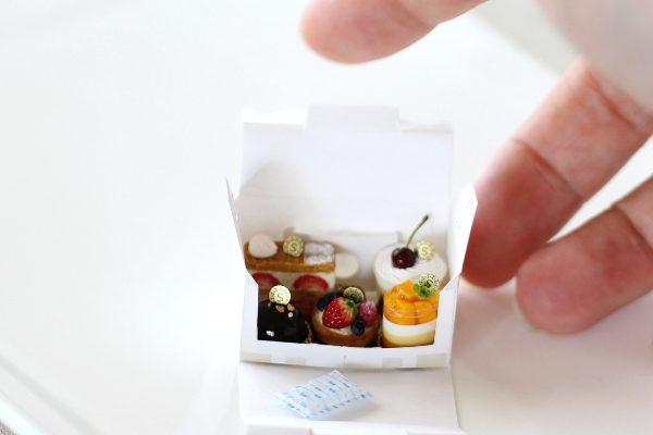 ミニチュア ケーキ bセット