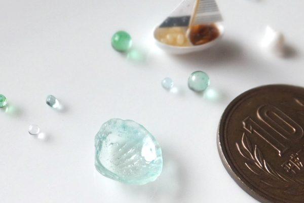 ミニチュア 貝の器