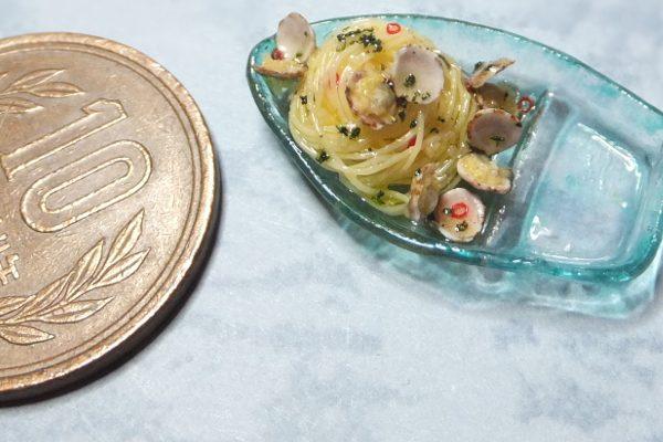 pasta ミニチュア パスタ