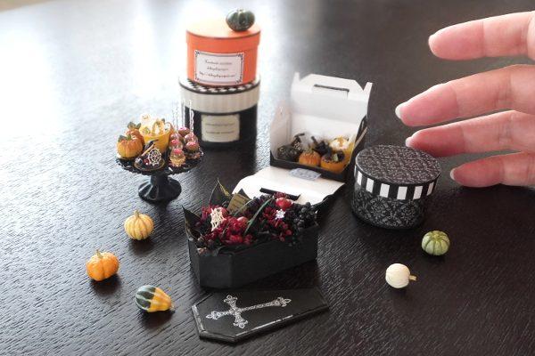 halloween ハロウィン ミニチュア