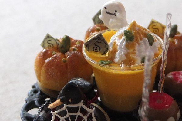 Halloween ミニチュア ハロウィン