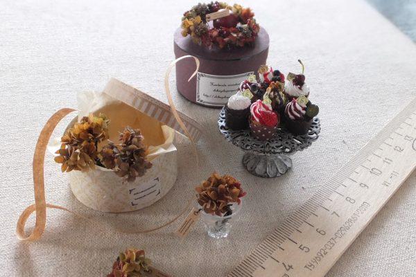 cupcake ミニチュア カップケーキ