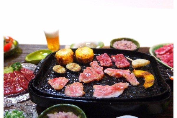 ミニチュア 焼肉 ホットプレート