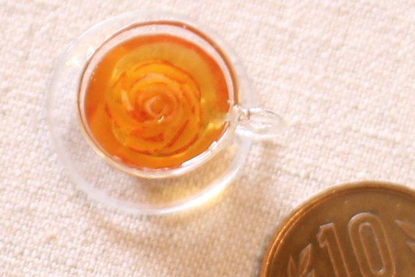 appletea ミニチュア りんご 紅茶