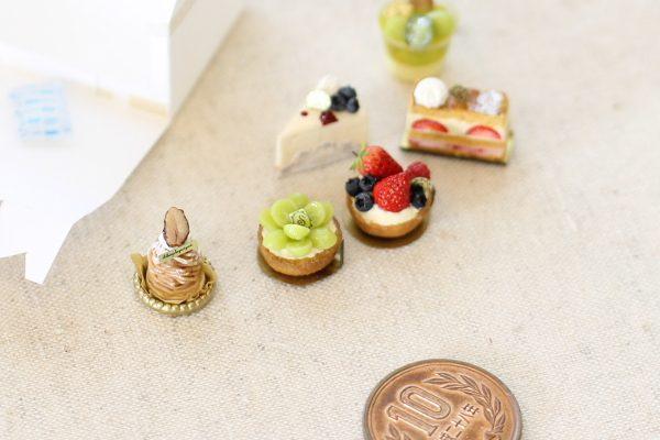 cake ミニチュア ケーキ 箱