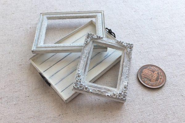 frame ミニチュア フレーム トレー