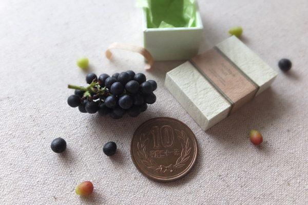 grape ミニチュア ぶどうの秘密