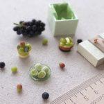 grape ミニチュア ぶどう 詳細