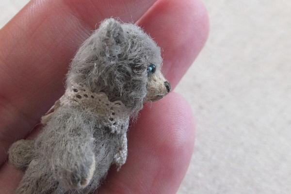 teddybear ミニチュア テディベア