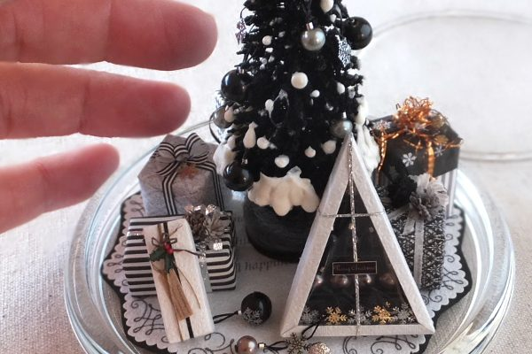 ミニチュア クリスマス オーナメント プレゼント