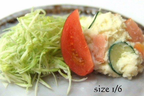 ミニチュアフード 生姜焼き