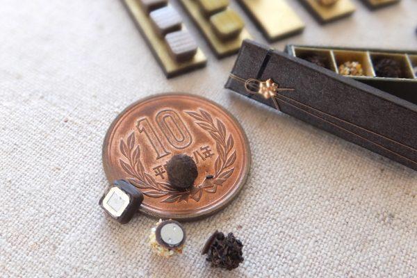 chocolate ミニチュア チョコレート トリュフ