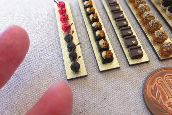 chocolate ミニチュア チョコ