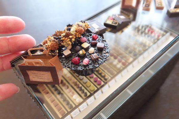 chocolate ミニチュアフード チョコ