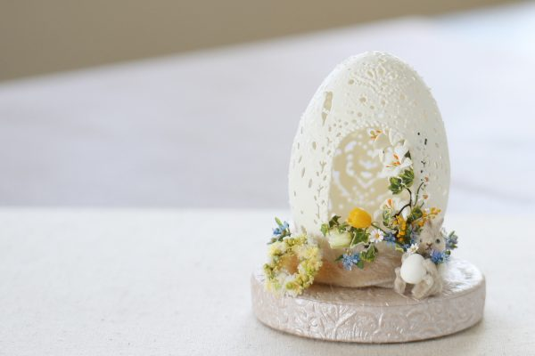 egg エッグアート カービング