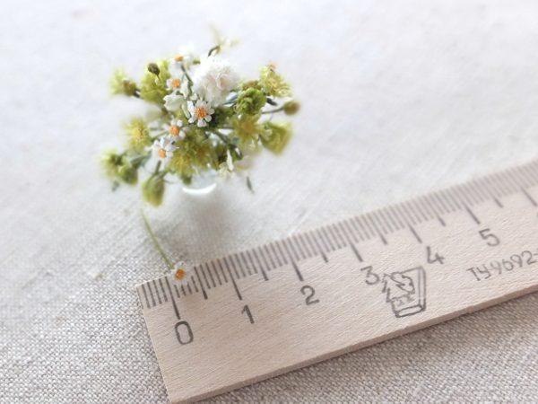 flower ミニチュア フラワー