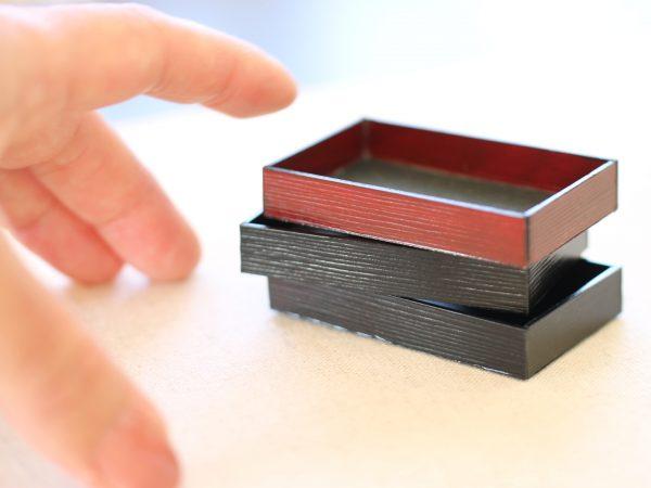 osechi ミニチュア おせち 重箱