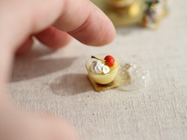 xmas ミニチュアフード クリスマス ケーキ