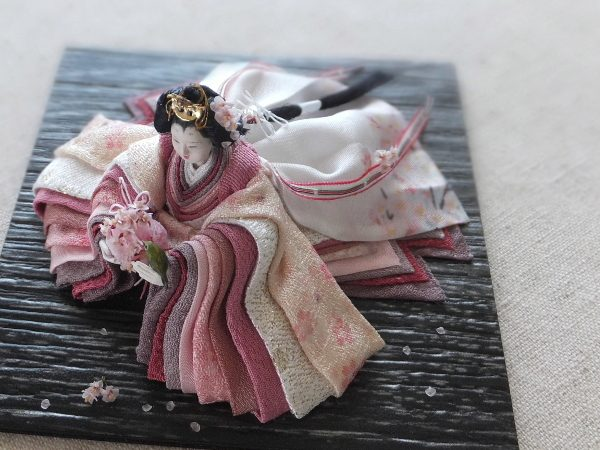 ミニチュア 雛人形