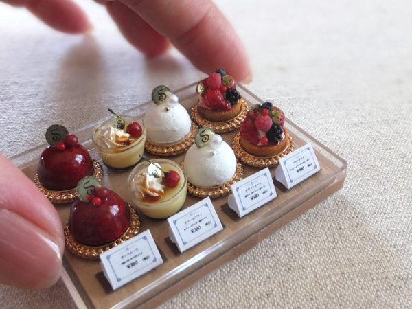 ミニチュア フェイクスイーツ ミニチュアフード ケーキ