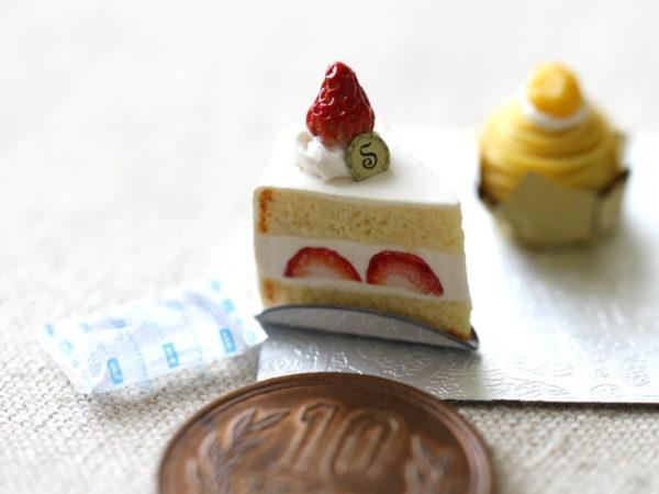 ミニチュア フェイクスイーツ ケーキ