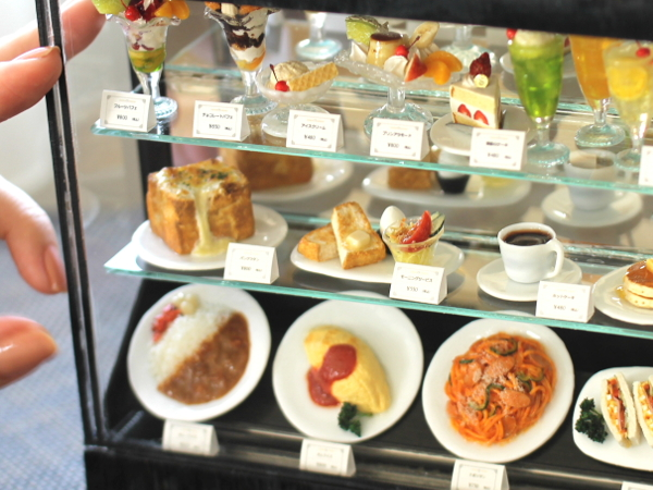 ミニチュア レトロ喫茶店