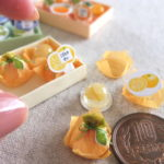 ミニチュア ゼリー フルーツ 食品サンプル