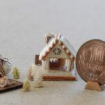 hexenhaus miniature christmas ミニチュア ヘクセンハウス