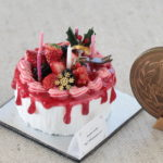 miniature cake birthday christmas