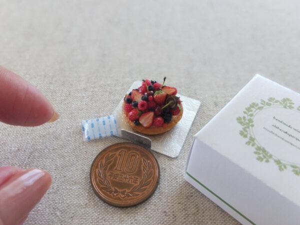 ミニチュア ベリータルト miniature berry