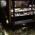 ミニチュア ドールハウス 回転寿司  メニュー カウンター
