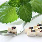 cake miniature ミニチュアフード レアチーズケーキ