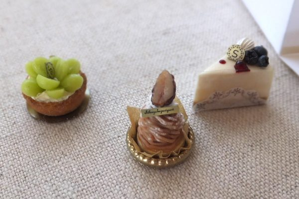 cake ミニチュアフード ケーキ