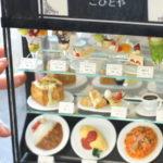 レトロ喫茶店 ショーケース