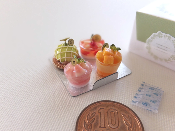 sweet ミニチュア ケーキ フェイクスイーツ