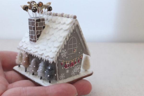 ミニチュア ヘクセンハウス クリスマス hexenhaus 201612