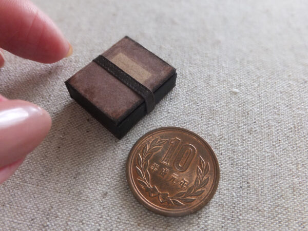 miniature mineral ore handmade ミニチュア 石磨きセット