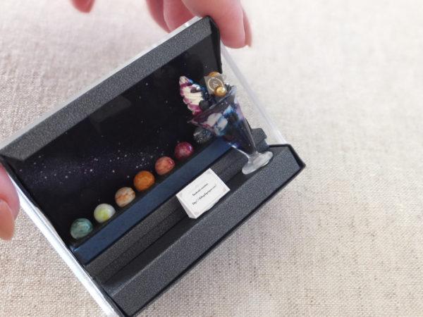 parfait chocolate miniature ミニチュア パフェ
