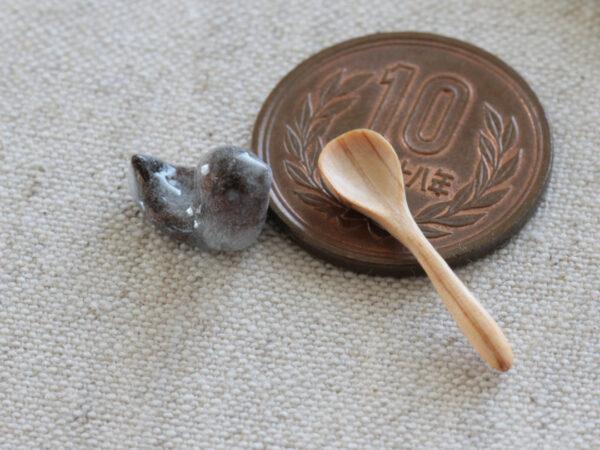 miniature ミニチュア あんみつ レトロ 喫茶店