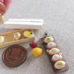 ミニチュア レモンケーキ 文鳥 miniature lemon
